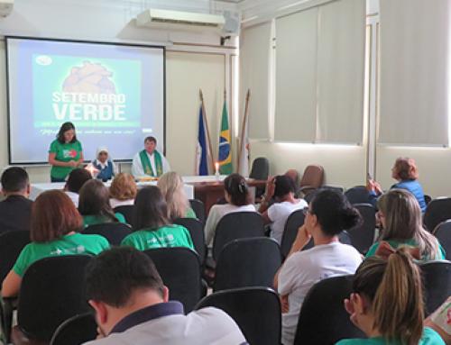 DIA D' encerra as atividades que marcaram o Setembro Verde na AFPES